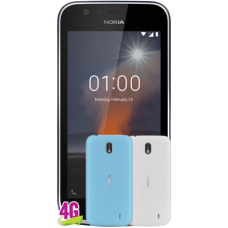NOKIA 1 WITH FREE COVERS & IKYDZ