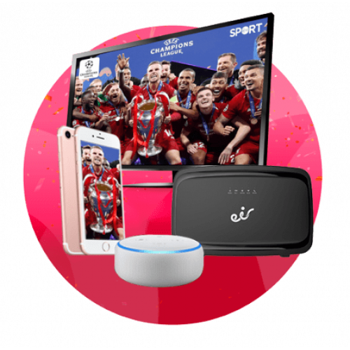 eir Mobile Connect Plus
