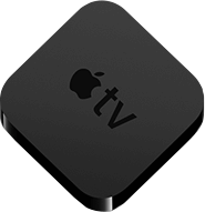 Apple TV 4K included
